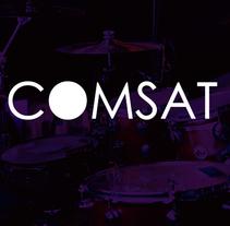 COMSAT. A Graphic Design project by Franxu Delgado García         - 01.11.2017