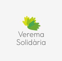 Verema Solidària - Identitat Corporativa. A Br, ing, Identit, Editorial Design, and Graphic Design project by Neus Baidal Villada - 03-11-2017