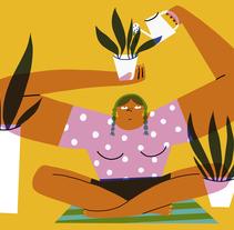 Mujeres. Un proyecto de Ilustración de Marina Hdez Ávila - 06-09-2017