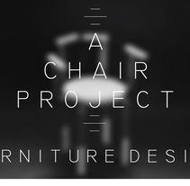A CHAIR PROJECT. A Crafts, and Furniture Design project by Lucía  Ortega Franco         - 09.11.2017
