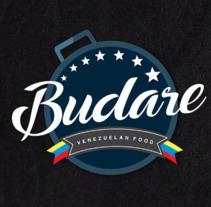 DELIVERY BUDARE. Un proyecto de Diseño gráfico de Edwar Barboza - 13-11-2017