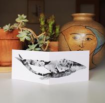 Postal: día de la madre. A Design, Illustration, and Collage project by Violeta Cano         - 22.04.2017