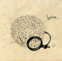 Algo más que palabras. A Animation project by Rocío Mira         - 26.10.2015