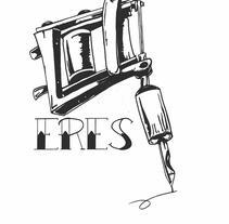Isotipo revista tatto. Un proyecto de Ilustración, Diseño gráfico, Marketing, Tipografía y Diseño de iconos de Lydia Vazquez         - 27.11.2017