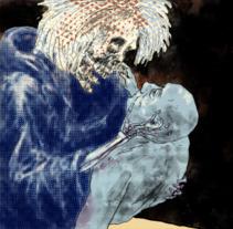 Beso. Un proyecto de Ilustración de Arcimboldo de Mirima - 07-11-2017