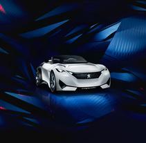Peugeot  MX. A Design, Art Direction, Design Management, Graphic Design, Marketing, and Digital retouching project by Angel Ramírez García - 11-12-2017