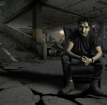 Mi Proyecto del curso: Fotografía creativa y fotocomposición con Photoshop para el actor Tito Cancino. Un proyecto de Fotografía de ecolomap         - 28.12.2017