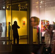 Comisariado de exposición de fotografía abstracta (2017). Un proyecto de Comisariado de Antonio Carralón López - 29-12-2017