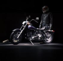 Harley man & Guzzi. A Photograph project by Fer Elvira Donazar         - 09.01.2018