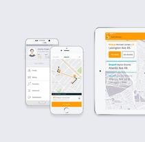 Shotl. Un proyecto de UI / UX, Arquitectura de la información, Diseño interactivo, Ilustración vectorial y Diseño de iconos de Gemma Busquets         - 09.01.2018