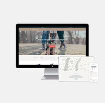 Andrea Arden. Un proyecto de UI / UX, Dirección de arte, Arquitectura de la información y Diseño Web de Gemma Busquets         - 09.01.2018