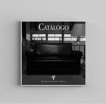 Catálogo editorial - Editorial La Hendija . Um projeto de Direção de arte, Design editorial e Design gráfico de Anita Acosta         - 24.01.2018