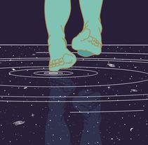 Nuraghe Band. Um projeto de Design gráfico e Ilustración vectorial de Valentina Carrillo         - 01.03.2017