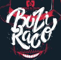 Buziraco. A Vector illustration project by Tilo Desing - 20-08-2016