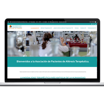 Diseño y programación de la web para Hospital Gregorio Marañón. A Graphic Design, Web Design, and Web Development project by Moisés Salmán Callejo         - 30.01.2018