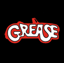 KINETIC - Grease You're The One That I Want. Un proyecto de Diseño, Animación, Diseño gráfico, Multimedia y Vídeo de Isabel Resinas Arias de Reyna - 31-05-2017