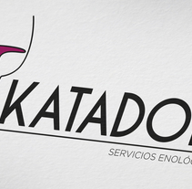 Katador. A Design, Br, ing&Identit project by Denada Estudio         - 12.11.2017