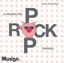 La imagen del Pop Rock Español. Um projeto de Música e Áudio e Design editorial de Javier Rico Sesé         - 23.11.2017