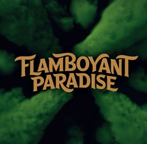 Reel Flamboyant Paradise 2018. A Design, Illustration, Advertising, Music, Audio, Motion Graphics, Photograph, Film, Video, TV, 3D, Animation, Art Direction, Br, ing, Identit, Graphic Design, Film, Stop Motion, Paper craft, Character animation, and Vector illustration project by JAVIER LOURENCO - 13-02-2018