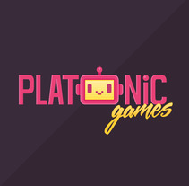 Logo Design | Platonic Games. A Br, ing, Identit, Graphic Design&Interactive Design project by Squid&Pig         - 26.02.2018