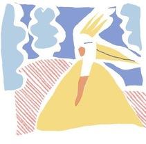 «El paseo». Um projeto de Ilustração e História em quadrinhos de Ana Isabel López Benito         - 03.03.2018