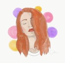 Huele a primavera. Um projeto de Ilustração de Carol González Benjumea         - 04.03.2018