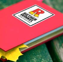 Imagen de marca y desarrollo para el servicio turístico Alemán de Riether-Winkel. Un proyecto de Dirección de arte, Br, ing e Identidad, Diseño editorial, Diseño gráfico y Diseño Web de Irene Moreno         - 07.03.2018