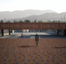 Cementerio Domingo Sánchez Mesa. A Architecture project by Ignacio Rusillo         - 10.04.2017