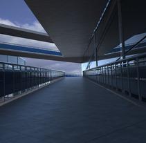 Arch Viz: Modelado Arquitectónico 3D. A 3D, Architecture&Interior Architecture project by Luis Echenique         - 01.09.2016