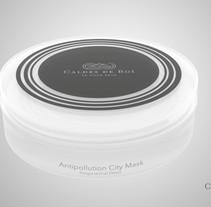 Caldes de Boí- in your skin® CG product model. Un proyecto de Diseño, Publicidad, 3D y Diseño de producto de Iván Mora Díaz         - 20.12.2017