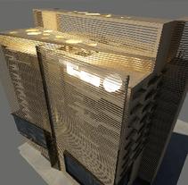 THE POINT AMERICA CUIABA MT BR. Um projeto de Arquitetura de Arquitecto Roberto Paz         - 10.03.2018