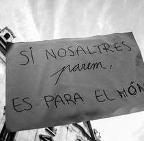 Huelga 8 de marzo 2018 - Valéncia . Um projeto de Fotografia de Alba Vercher Sapiña         - 12.03.2018