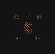 Marca · Etiqueta de vino Tinácula · Bodegas las Calzadas. A Br, ing, Identit, Graphic Design, Product Design, and Digital retouching project by Ángela Blesa         - 21.03.2018