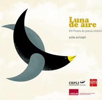 """Concurso de Literatura infantil """"Luna de aire"""". A Illustration project by José Antonio Perona López         - 01.04.2018"""