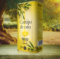 Packaging Cortijo de Oro. A Art Direction, Graphic Design, and Packaging project by IDEOTAS [GR4ND35 1D345]         - 04.04.2018