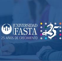 Spot para televisión. Universidad Fasta. Um projeto de Design, Publicidade, Design gráfico e TV de María Paz Pagnossin         - 04.04.2018
