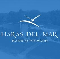 Spot para televisión. Barrio Privado Haras del Mar. Um projeto de Design, Design gráfico, Vídeo e TV de María Paz Pagnossin         - 04.04.2018