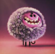 Amigos Project. 4. Un proyecto de 3D, Dirección de arte y Diseño de personajes de zigor samaniego         - 11.04.2018