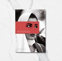 Mi Proyecto del curso: MEMÒRIAS. A Editorial Design project by david_miguelez         - 12.04.2018